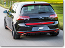 ABT Volkswagen Golf VII GTI Dark Edition at 2014 Geneva Motor Show