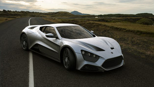 Zenvo ST1 To Make Debut In Geneva