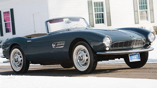 1958 BMW 507 Series II Roadster - $2,400,000