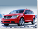 2014 Dodge Journey SE Gets V6 Engine And AWD