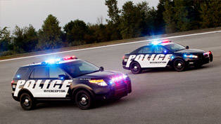 Ford Police Interceptor Utility Vehicle Receiving Upgrades