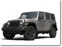 Jeep Wrangler Rubicon X Package for Europe