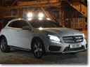 2014 Mercedes-Benz GLA-Class – Off-Road Debut [video]