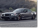 Vorsteiner 2014 Mercedes-Benz SL63 AMG rides on Flow Forged V-FF 101