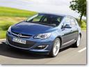 2014 Opel Astra 1.6 CDTi - Price £17,635