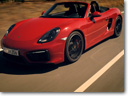2014 Porsche Boxster GTS - Freedom Behind the Wheel [video]