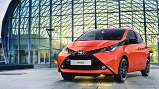 Compact Toyota Aygo Revealed In Geneva