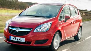 2014 Vauxhall Meriva - Full Details