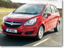 2014 Vauxhall Meriva – Full Details
