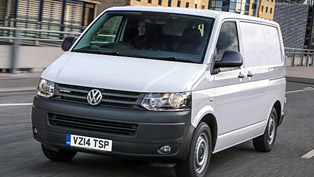 2014 Volkswagen Transporter - Combined Cycle 5.8 l / 100 km