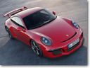 2014 Porsche 911 GT3 – Active Rear Steering [video]