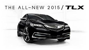 2015 Acura TLX Is Official Vehicle Of Everything Thrilling