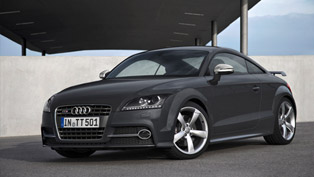Audi Introduces 2015 TT and TTS Models
