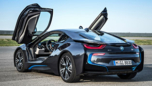 bmw i8 goes into production