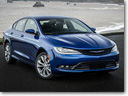 2015 Chrysler 200 - Simple Elegance and an Exhilarating Driving Experience