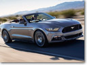 2015 Ford Mustang Convertible Combines Function And Design [VIDEO]