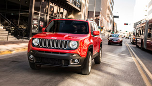 2015 Jeep Renegade Introduced In Geneva