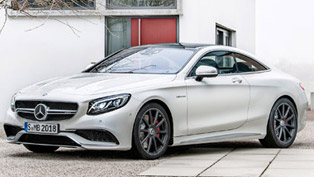 2015 Mercedes-Benz S 63 AMG Coupe - Full Details