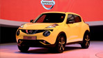 Geneva Motor Show: 2015 Nissan Juke [VIDEO]