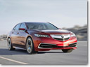 Production 2015 Acura TLX To Debut In New York