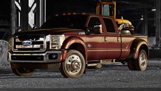 2015 Ford F-Series Super Duty - 2nd Generation Power Stroke Turbodiesel