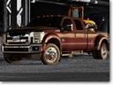 2015 Ford F-Series Super Duty – 2nd Generation Power Stroke Turbodiesel