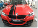 Abu Dhabi BMW 3-Series F30 335i ///M Performance