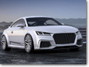 Audi TT Quattro Sport Concept - 420HP and 450Nm