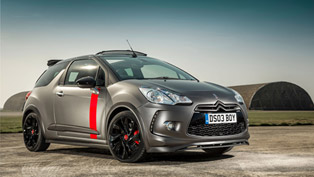 Citroen DS3 Cabrio Racing Ultra-Limited Edition Goes On Sale