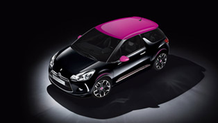 Citroen DS3 Dark Rose Limited Edition To Be Launched By Alfred Hitchcock