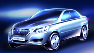 Datsun Teases New Production Model For Russia [VIDEO]