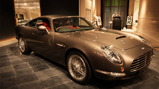 David Brown Automotive Unveils Speedback Ahead Of Monaco Debut [VIDEO]
