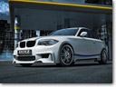 BMW 135i Coupe Gets Some Extras From Rieger Tuning And Dotz Shift