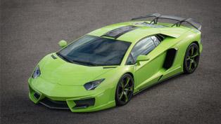 FAB Design SPIDRON Based On Lamborghini Aventador