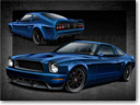 A-Team Racing Transforms 1978 Ford Mustang II [VIDEO]