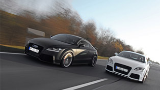 HPerformance Tunes Two Audi TT RS Models