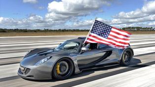 Hennessey Builds World's Fastest Venom GT Edition