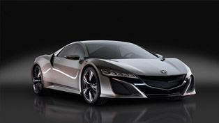 Honda Confirms NSX Prototype Is Going To Goodwood