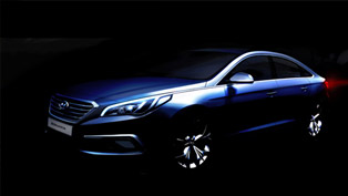 Hyundai Previews New Sonata [TEASER]