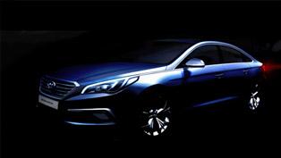Hyundai Previews New Sonata [TEASER]