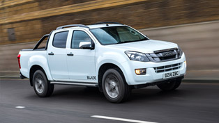 Isuzu D-Max Blade Is A Special Edition Pick-Up