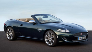 jaguar xk66 special edition is limited to german only