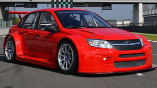 Lada Granta TC1 Take Place in 2014 WTCC