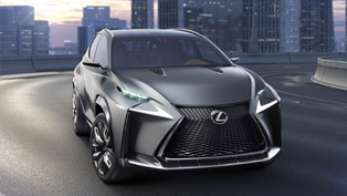 Lexus To Reveal The New NX Crossover