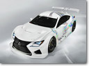 Lexus Shows RC F GT3 Concept In Geneva