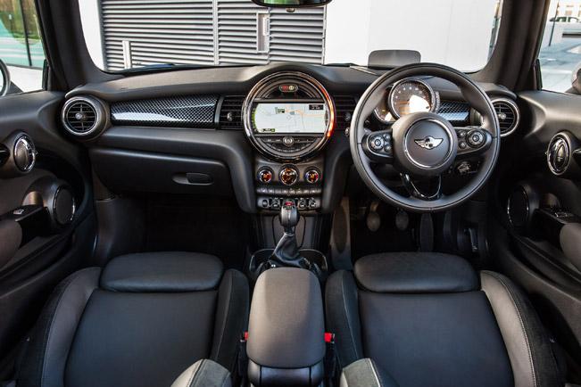 New Mini Cooper Hatch Shows Contemporary Evolution Of