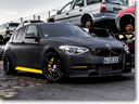Manhart MH1 BMW 1-Series M135i – 405HP and 560Nm