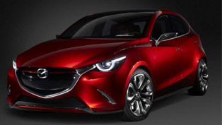 Mazda Hazumi Concept [leak images]