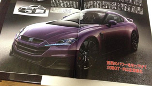 Nissan GT-R R36 will have 800HP