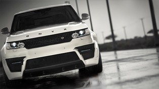 Onyx Range Rover Sport San Marino - Sportier Than Ever